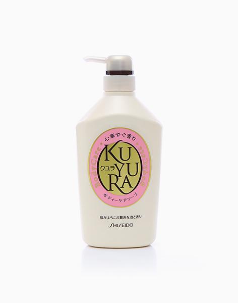 Kuyura Body Wash (Floral Scent) by Shiseido