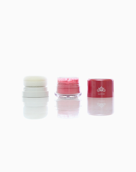 Carry Me Blusher by Lioele | 01 Cutie Pink
