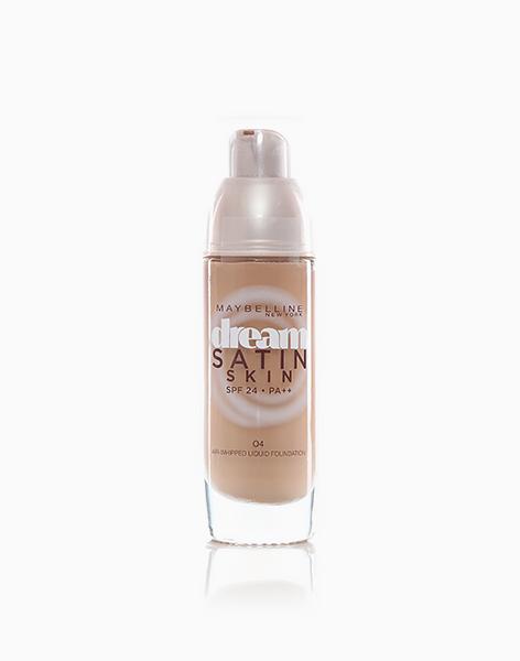 Dream Satin Liquid Foundation by Maybelline   O4