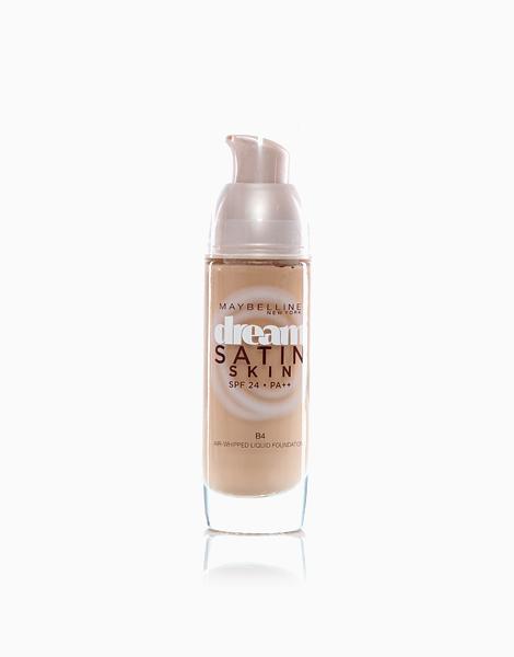 Dream Satin Liquid Foundation by Maybelline   B4