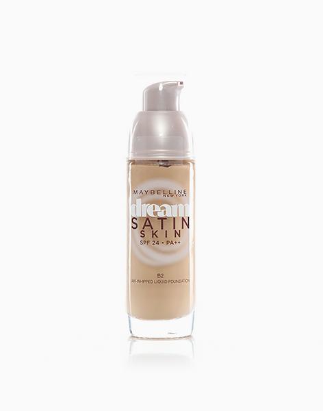 Dream Satin Liquid Foundation by Maybelline   B2
