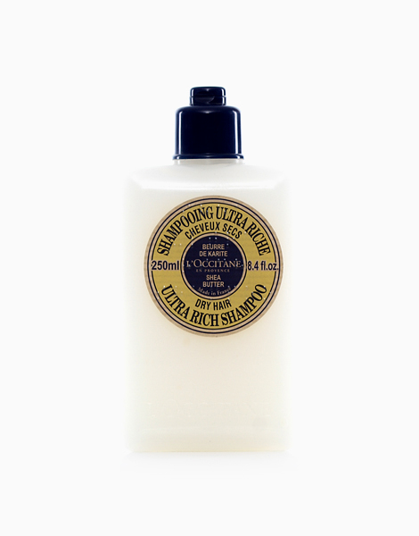 Shea Butter Ultra Rich Shampoo for Dry Hair by L'Occitane