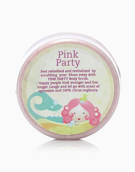 Pink Party Body Scrub by Bath Junkies