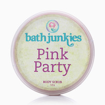 Pink Party Body Scrub by Bath Junkies
