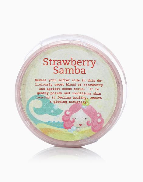 Strawberry Samba Body Scrub by Bath Junkies