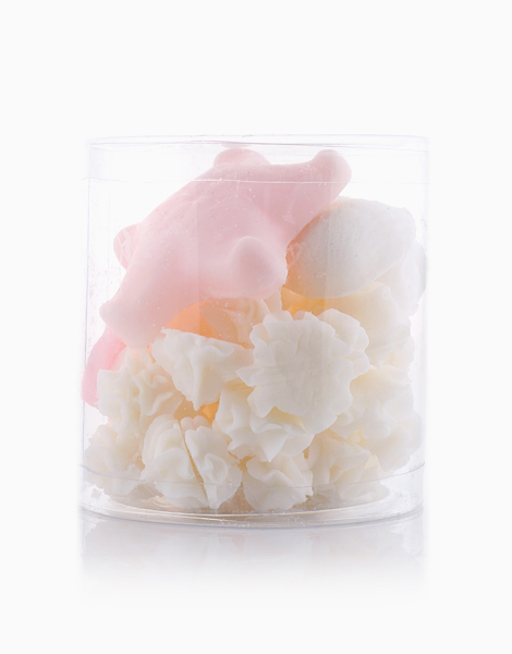 Sea Shell Soap Set 1 by The Soap Farm | Pink