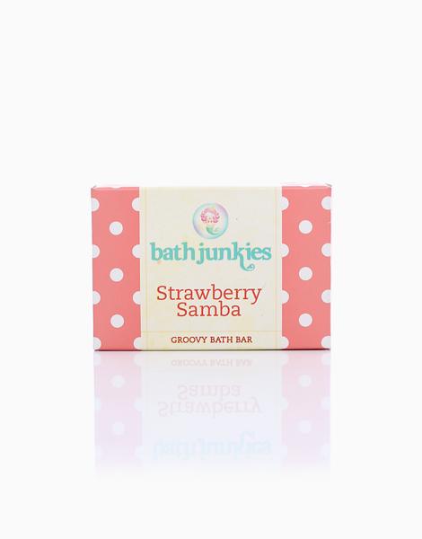 Strawberry Samba Groovy Bath Bar by Bath Junkies