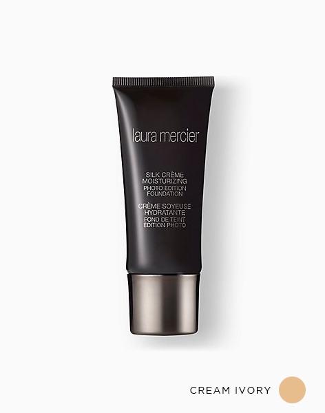 Silk Crème Moisturizing Photo Edition Foundation by Laura Mercier Cosmetics | Cream Ivory