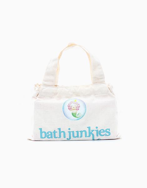 Gift Set 1: Pink Party, Minty Groove, & Strawberry Samba Groovy Bath Bars by Bath Junkies