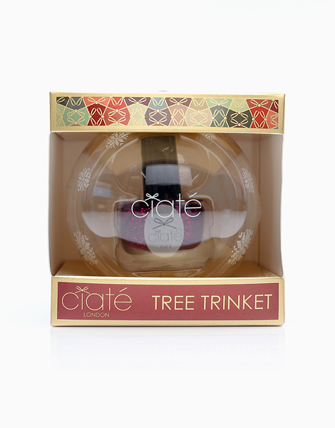 Ciaté Tree Trinket Candy Cane Set (GS167) by Ciate