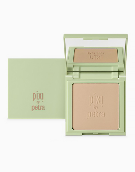 Colour Correcting Powder Foundation by Pixi by Petra | Warm