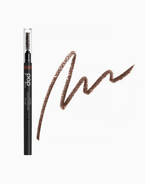 Peak Performance Brow  by Pop Beauty | Natural Brunette