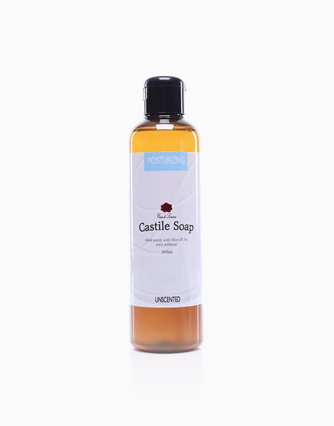 Unscented Moisturizing Castile Soap by Casa de Lorenzo