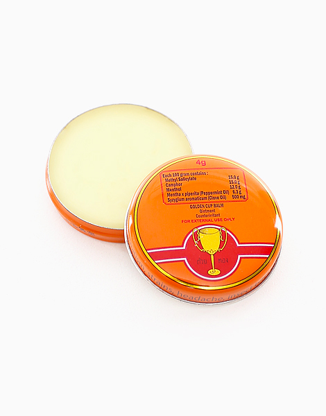 Golden Cup Balm in Tin Cup (4g)  by Golden Cup