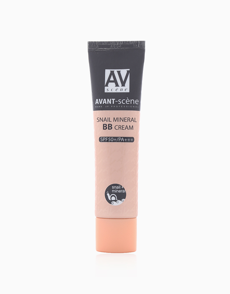 Snail Mineral BB Cream by Avant-Scene | Natural Beige