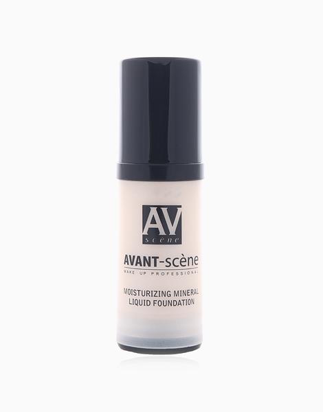 Moisturizing Mineral Liquid Foundation by Avant-Scene | 01 FLW1V