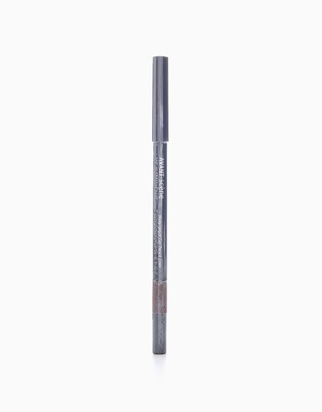 Waterproof Gel Pencil Eyeliner by Avant-Scene | Brown