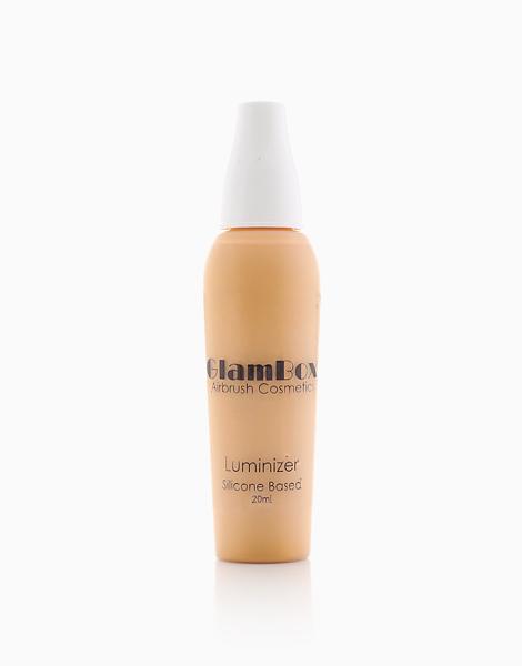 Silicone Based Airbrush Luminizer by GlamBox | Venice Gold