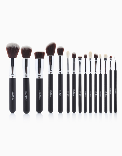The A-List 15 Pcs. Luxe Brush Set by The A-List