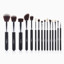 15 Pcs. Luxe Brush Set by The A-List