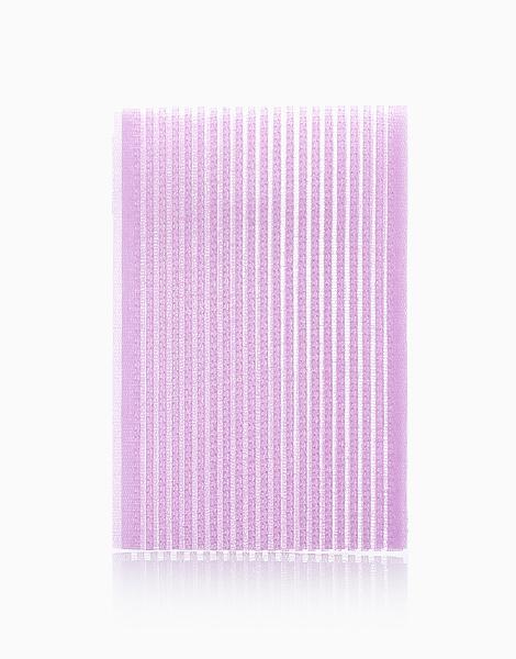 Hair Velcro Pad by Suesh | Purple
