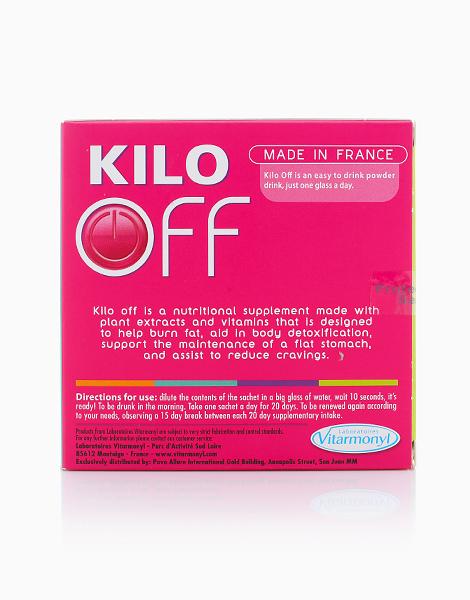 Kilo Off Powder Drink by Kilo Off