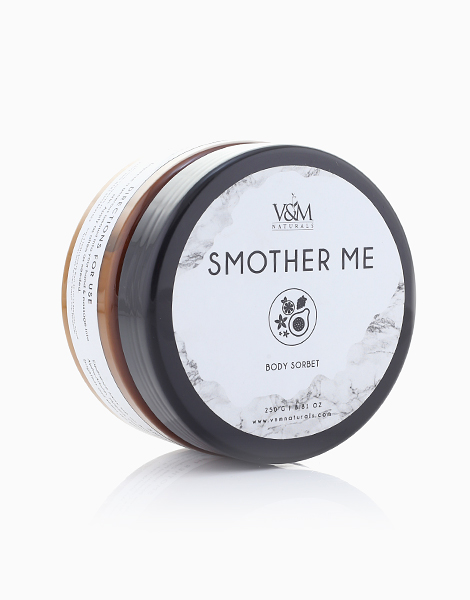 Smother Me Body Sorbet (250g) by V&M Naturals