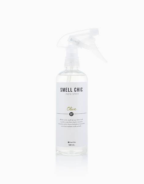 Smell Chic Linen Spray by Smell Chic   Olive