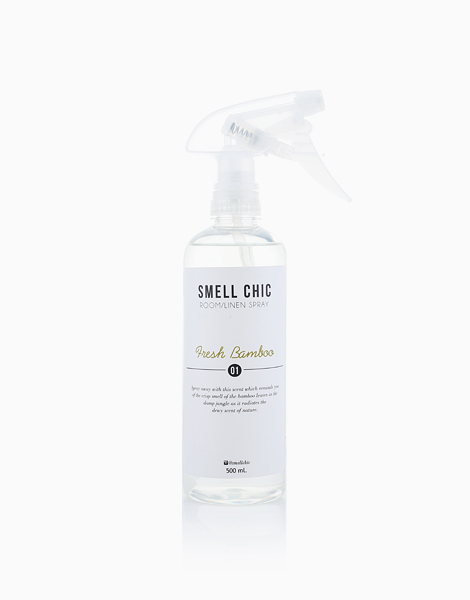 Smell Chic Linen Spray by Smell Chic   Fresh Bamboo