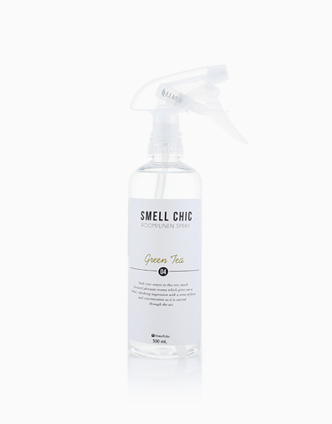 Smell Chic Linen Spray by Smell Chic   Green Tea