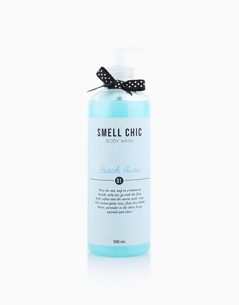 Smell Chic Body Wash by Smell Chic   Beach Aura