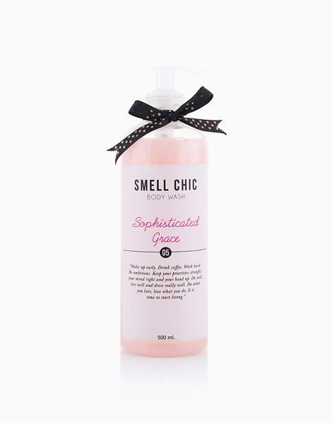 Smell Chic Body Wash by Smell Chic   Sophisticated Grace