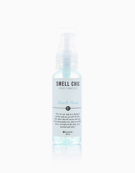 Smell Chic Hand Sanitizer by Smell Chic   Beach Aura
