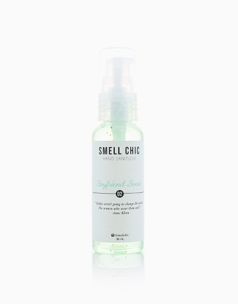 Smell Chic Hand Sanitizer by Smell Chic   Boyfriend Sense