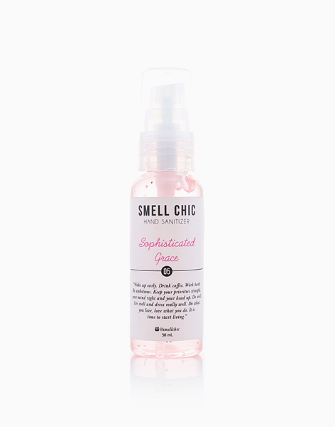 Smell Chic Hand Sanitizer by Smell Chic   Sophisticated Grace