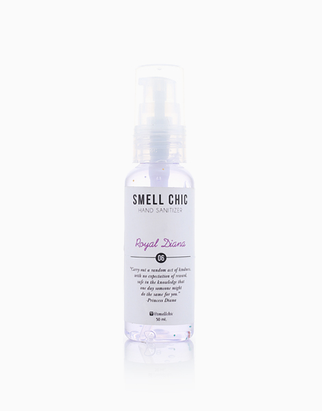 Smell Chic Hand Sanitizer by Smell Chic   Royal Diana