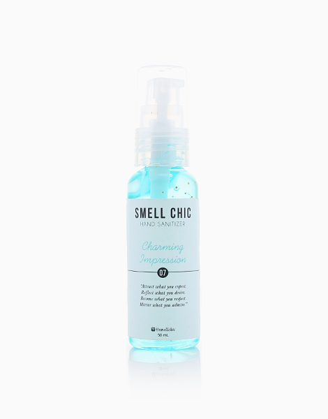 Smell Chic Hand Sanitizer by Smell Chic   Charming Impression