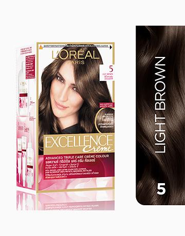 L'Oreal Paris Excellence Creme by L'Oréal Paris | No.5 Light Brown
