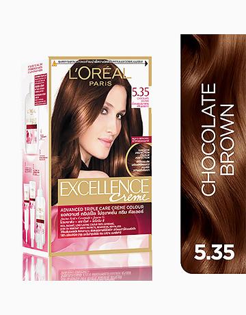 L'Oreal Paris Excellence Creme by L'Oréal Paris | No.5.35 Chocolate Brown