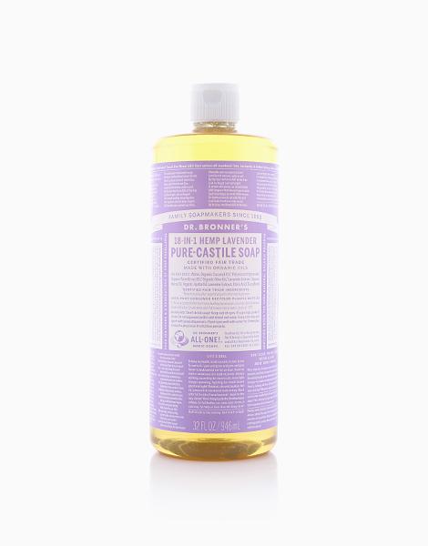 Lavender Pure Castile Liquid Soap (32oz) by DR. BRONNER'S