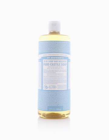 Baby Unscented Liquid Soap by DR. BRONNER'S