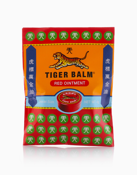 Tiger Balm Red Ointment (4g) by Tiger Balm