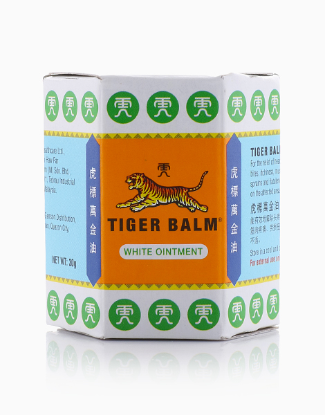 Tiger Balm White Ointment (30g) by Tiger Balm
