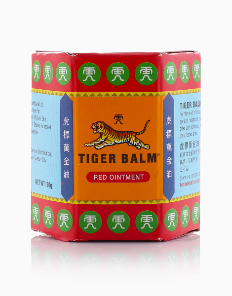 Tiger Balm Red Ointment (30g) by Tiger Balm
