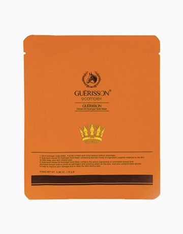 9-Complex Horse Oil Hydrogel Gold Mask by Guerisson