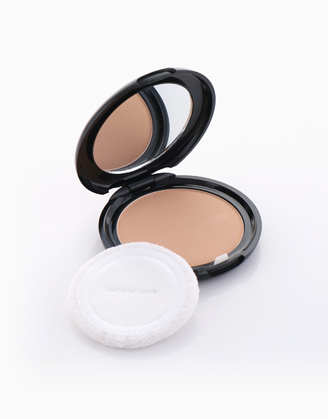 Mineral Pressed Powder by Human Nature   Island Shell
