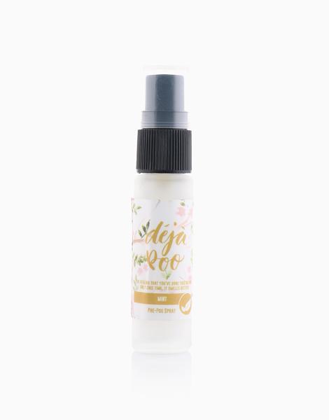 Déjà Poo Pre-Poo Spray in Mint (10ml) by Deja Poo