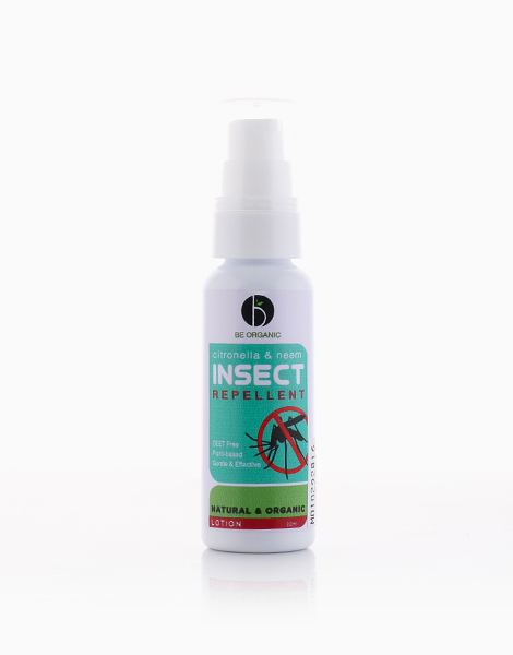 Citronella & Neem Insect Repellent Lotion (50ml) by Be Organic Bath & Body