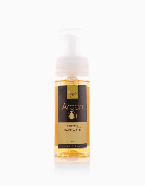 Argan Oil Face Wash (160mL) by Be Organic Bath & Body