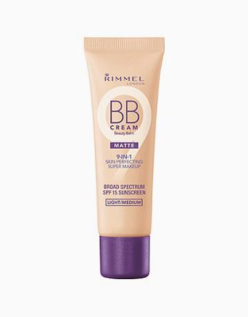 Stay Matte BB Cream by Rimmel | Light/Medium
